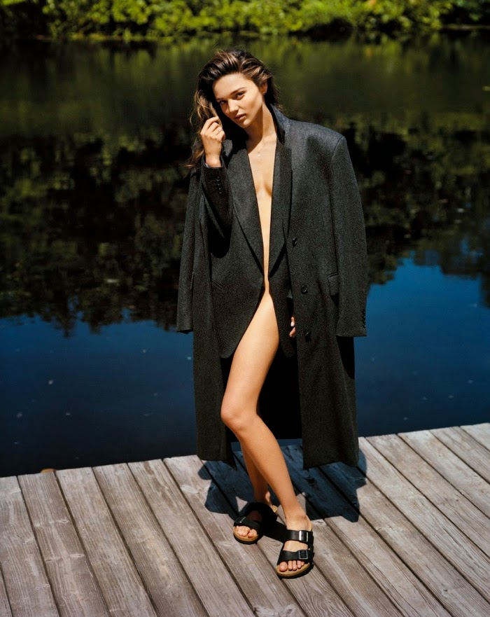 0131f568bed Vogue UK September 2013. Ph  Alasdair McLellan