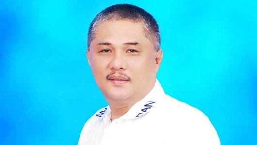 Ketua Harian DPW PAN Sultra, Kerry Syaiful Konggoasa