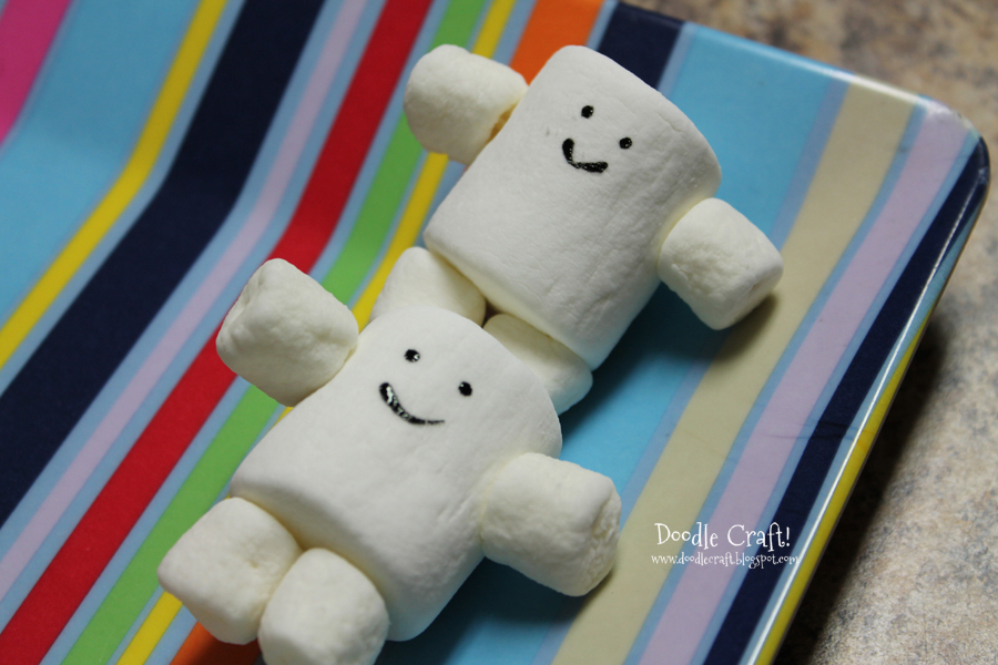 Doodlecraft Doctor Who Party Week Food Snacks Recipes