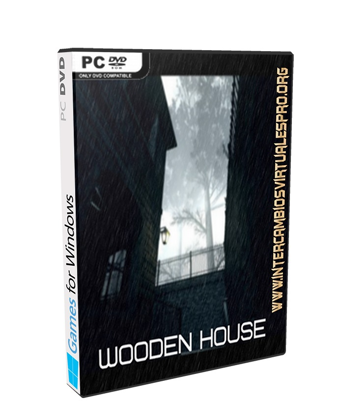 Wooden House poster box cover