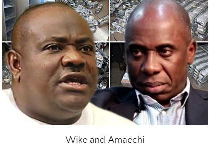 Again, Wike and Amaechi in War of Words