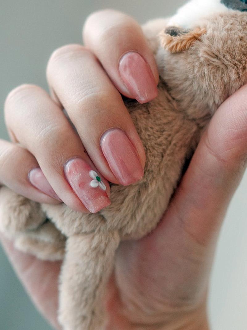 Trendy Gel Nail Design Ideas: Trendy Gel Nails Art