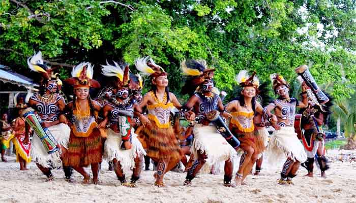 Tari Selamat Datang, Tarian Tradisional Khas Papua