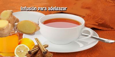 Receta de infusiòn para adelgazar✅complemento ideal para tu dieta, el té es fácil de preparar, con ingredientes fáciles y comunes, nada complicado que no puedas encontrar en casa.