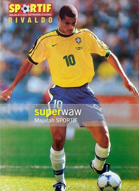 Rivaldo Brasil