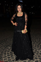 Sakshi Agarwal looks stunning in all black gown at 64th Jio Filmfare Awards South ~  Exclusive 021.JPG