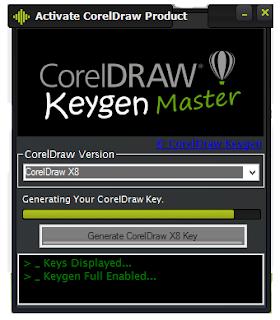 Keygen online corel draw x8 | Peatix