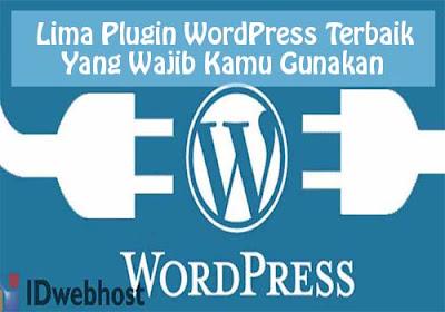 Ini lah 5 Plugin Wordpress Terbaik Yang Wajib Kamu Gunakan