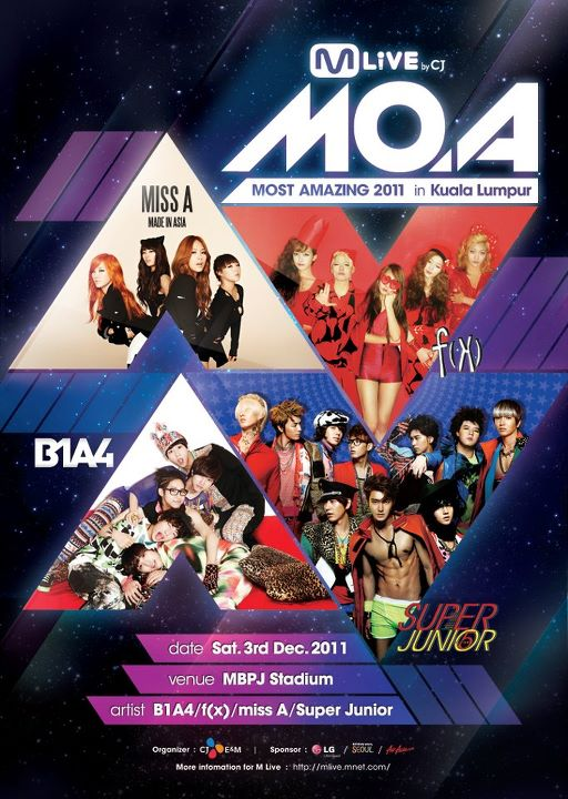Malaysia Most Amazing 2011 Concert