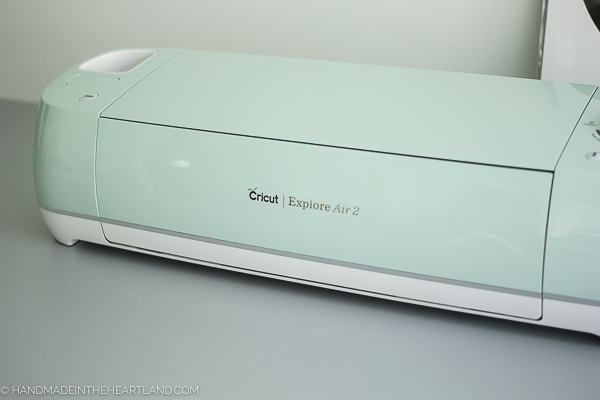 Review of the new Cricut Explore Air 2
