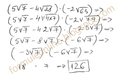 multiplying radicals examples