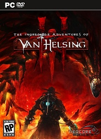 The Incredible Adventures of Van Helsing III-CODEX