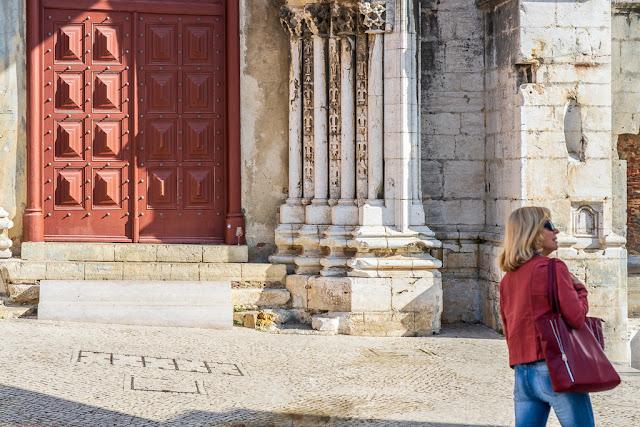 Un paseo por Lisboa -  Convento do Carmo
