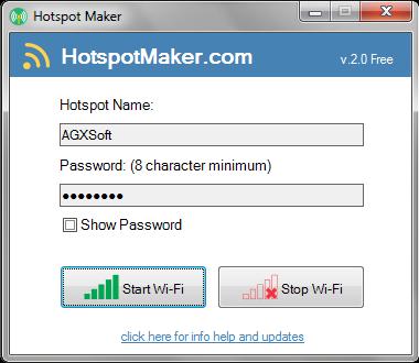 Hotspot Maker 2.0.0 2017 | Comparte tu red WiFi creando un router virtual