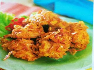 Gambar Resep Bakwan Teri Nasi