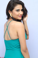 Priya Singh in a sleeveless Green Gown at Manasainodu music launch 011.08.2017 ~ Exclusive Celebrity Galleries 039.JPG