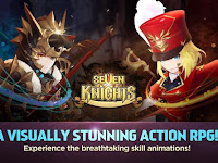 Seven Knights Mod Apk v2.8.00 Attack Speed 10x Terbaru