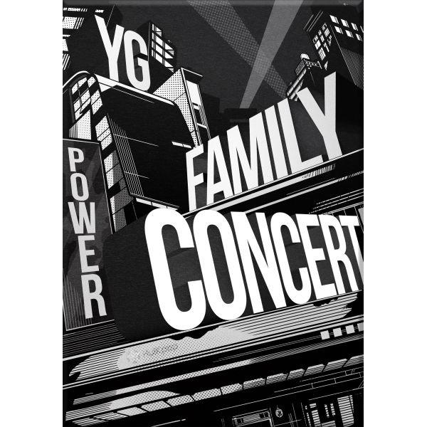 Y.G Family – 2014 YG FAMILY CONCERT IN SEOUL Live