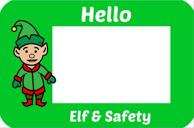 Elf Badge Green
