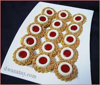 صابلي رويال - Sabli royal - حلويات مغربية