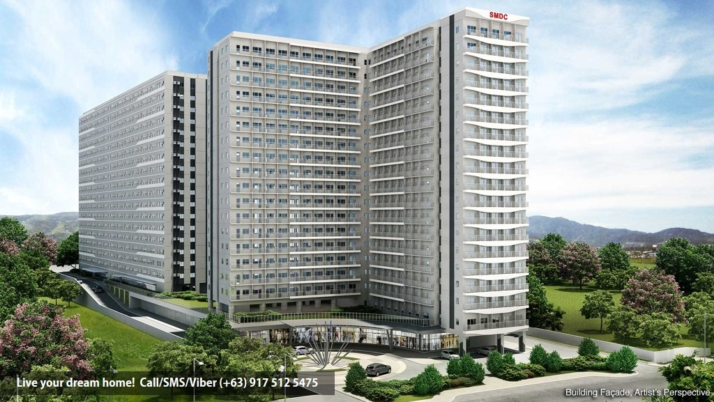 SMDC Green 2 Residences - Studio Unit | Condominium for Sale Dasmarinas Cavite