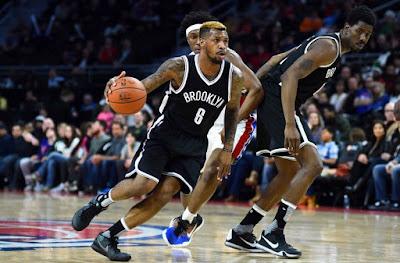 Detroit Pistons vs Brooklyn Nets