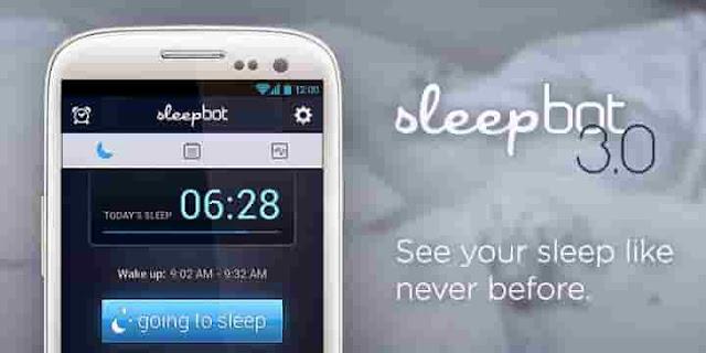 تطبيق روبوت النوم