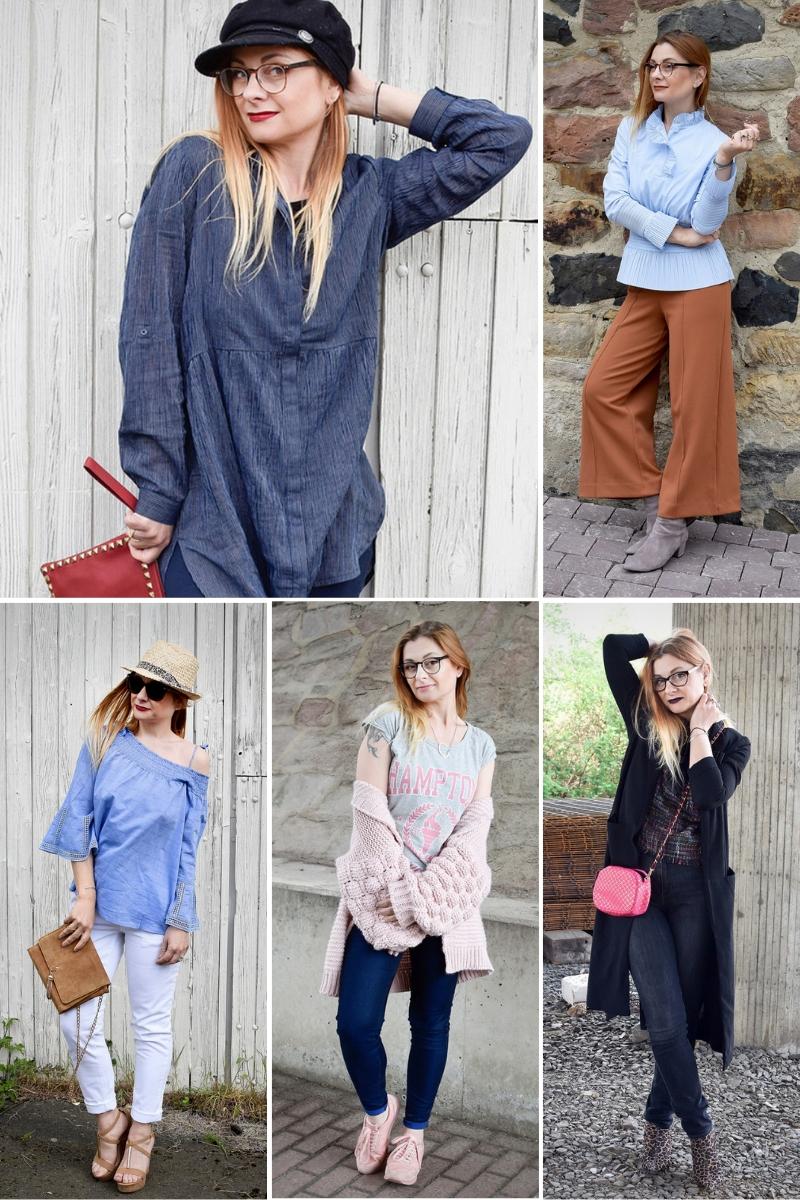 Was trage ich als Frau über 30 und über 40? Mode Inspiration