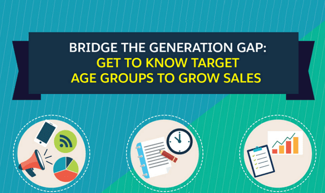 Bridge the Generation Gap: Get to Know Target Age Groups to Grow Sales