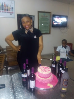 Another Akwa Ibom Baby celebrates her birthday with her kids in a grand style..