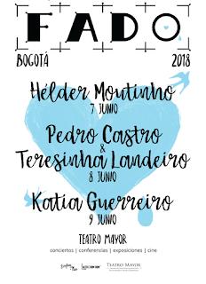 Festival FADO Bogotá 2018