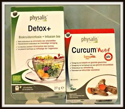 voedingssupplementen van physalis