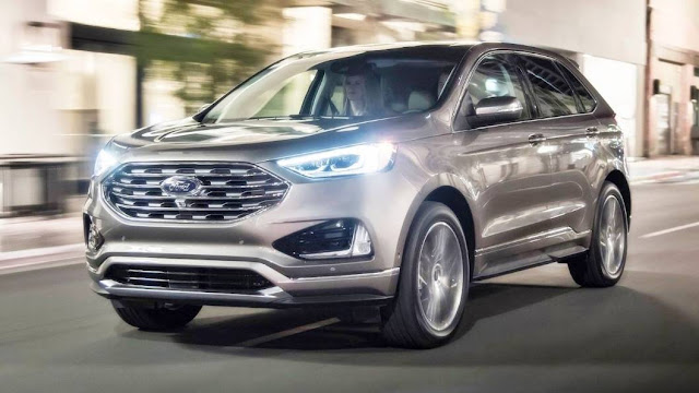 2019 Ford Edge Configurations