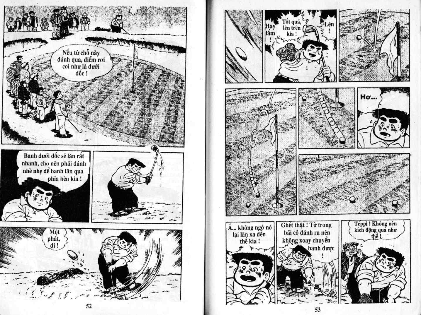 Ashita Tenki ni Naare chapter 3 trang 25