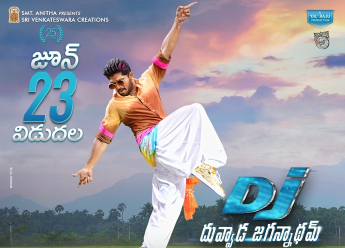 Duvvada Jagannadham or DJ 9th Day Box Office Collection