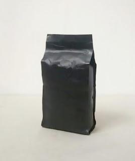 Gusset Black Aluminium