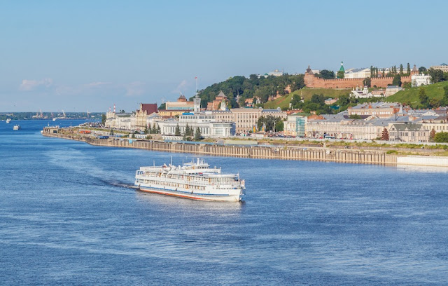 Nizhny Novgorod,Best Cities to Visit in Russia