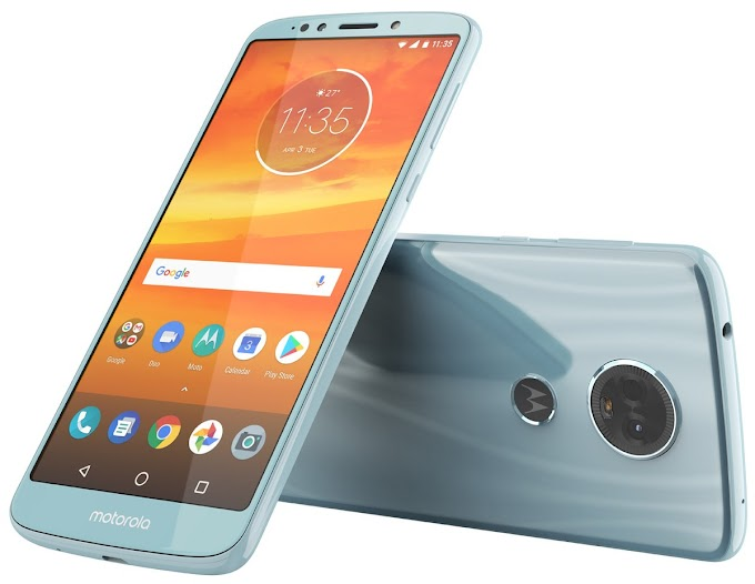 Motorola Moto E5 Plus launch Date Confirmed In India