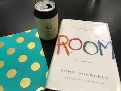 Book Club June 2018 Room