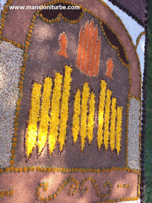 Festival de Música de Morelia, Tapetes Florales de Patamban