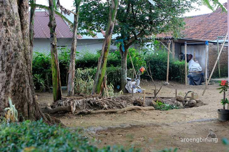 [CoC Regional: Lokasi Wisata] Situs Watu Gathel Karangmangu Baturraden