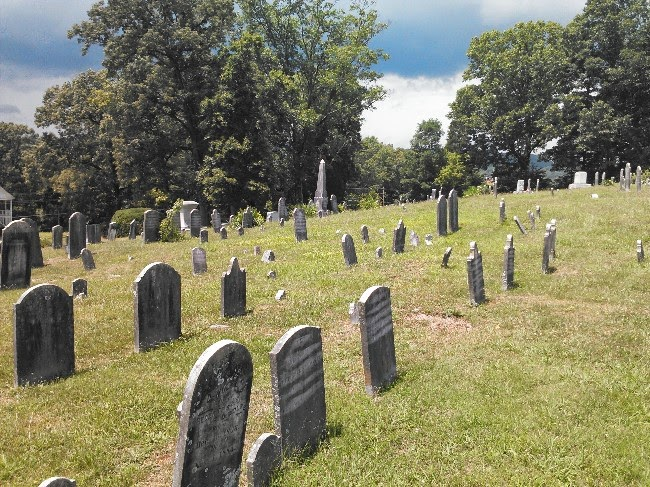 FindAGrave Volunteer Accidentally Damages Tombstones
