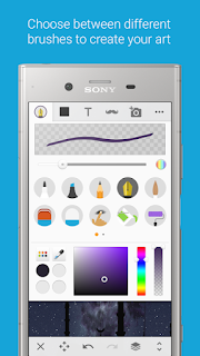 Perangkat Android memang mempunyai banyak pemberian aplikasi terbaik 8 Aplikasi Mirip CorelDRAW Gratis Terbaru untuk Android