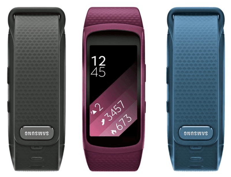 Samsung Gear Fit 2 render leak