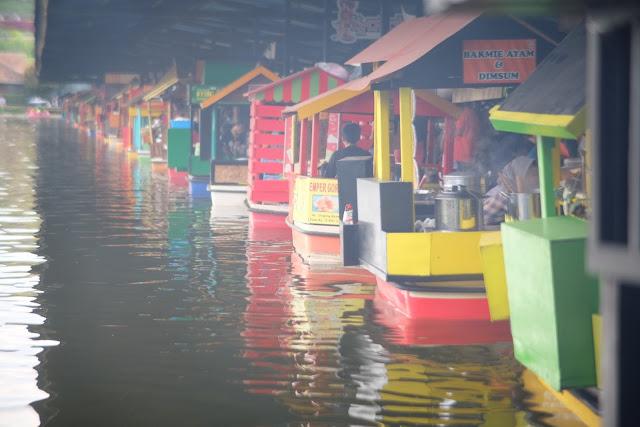 floating market lembang 2019