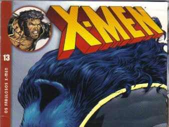 Resenha X-Men Nº13