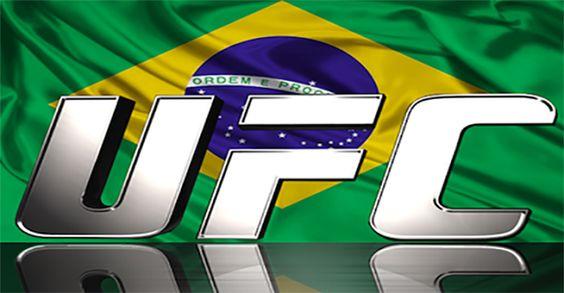 UFC 198 Curitiba