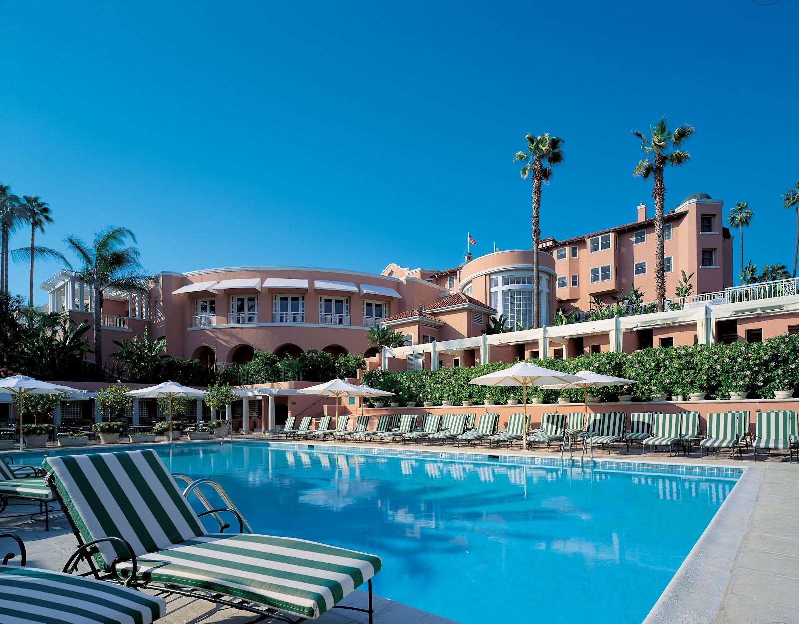 Robert Broad Travel: The Beverly Hills Hotel And Bungalows