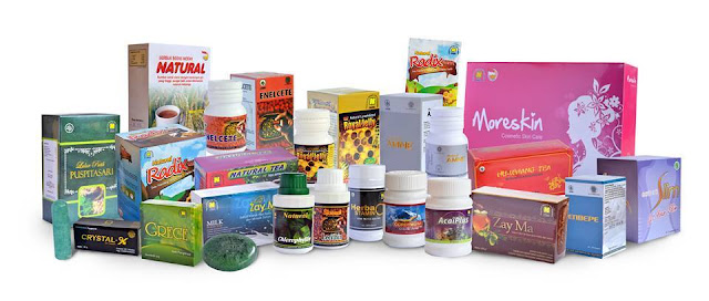 Produk Kesehatan Nasa
