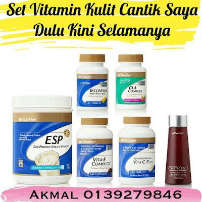 produk untuk kulit cantik, yang selamat dan berkesan